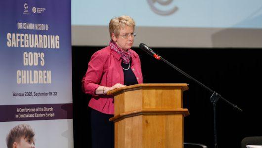 The presentation by Prof. Myriam Wijlens